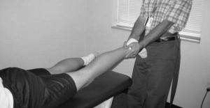 Hip Joint Mobilisation And Manipulation Technique